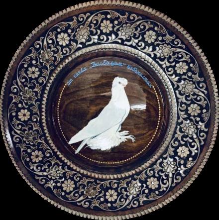 Сайт о голубях